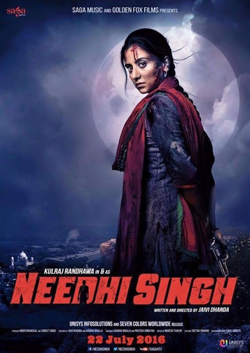 Needhi Singh Large Poster