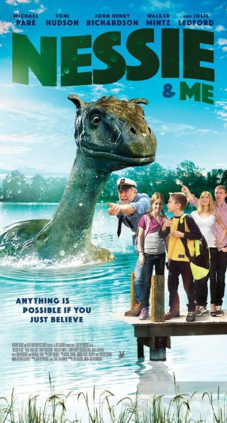 Nessie & Me Large Poster