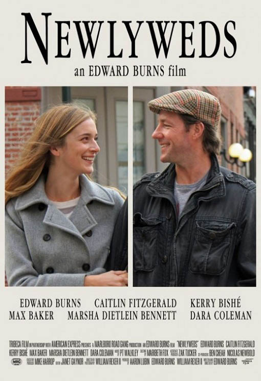 Newlyweds Large Poster