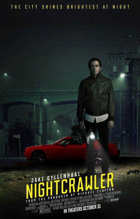 Nightcrawler Large Poster