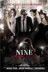 Nine Movie Poster