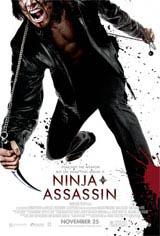 Ninja Assassin Movie Poster