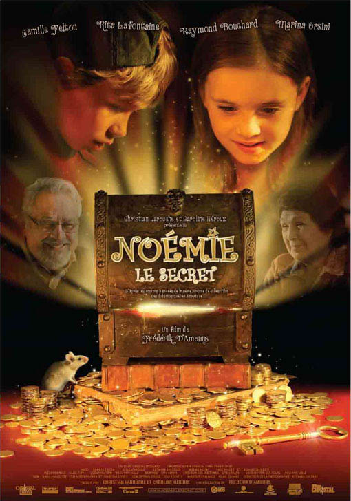 NoГ©mie: Le secret movie