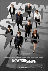 Now You See Me Movie Poster