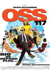 OSS 117: Lost in Rio Movie Poster
