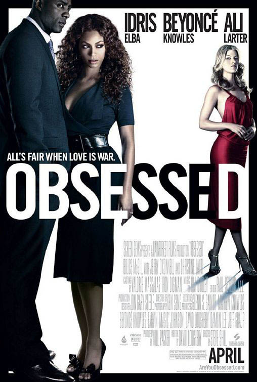 Obsessed Large Poster
