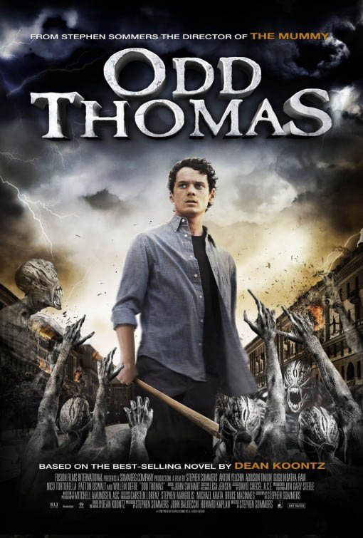 Odd Thomas Large Poster