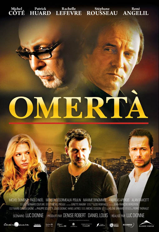 Omertà Large Poster