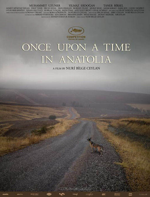 Once Upon a Time in Anatolia Large Poster