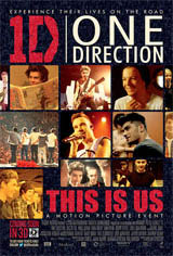 One Direction: This is Us Movie Poster