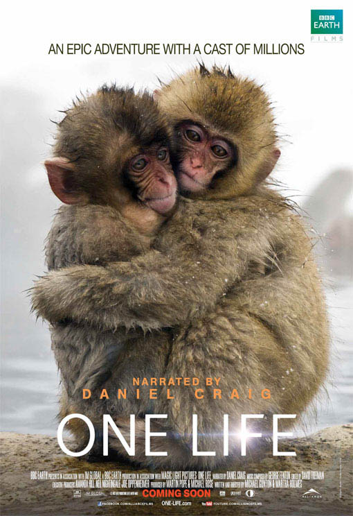 One Life Large Poster