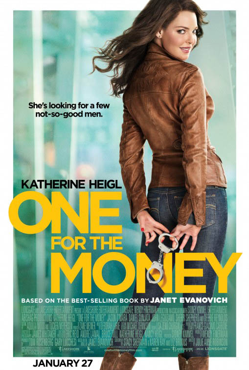 One for the Money Large Poster