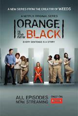 Orange is the New Black: Season One Movie Poster