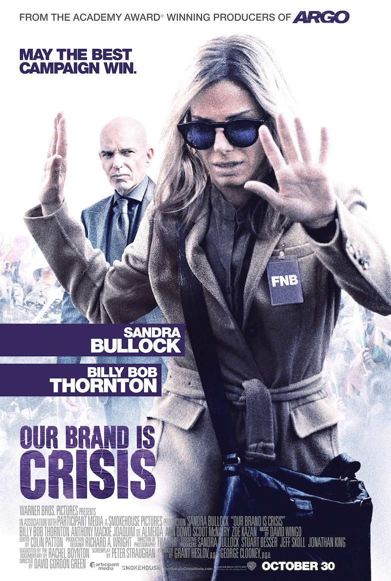 Our Brand Is Crisis Large Poster