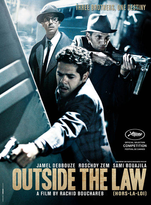 Outside the Law Large Poster