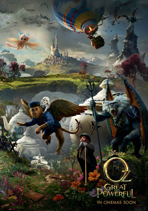 Oz The Great and Powerful photo 27 of 36