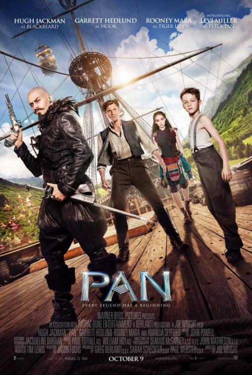 Pan Large Poster