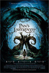 Pan's Labyrinth Movie Poster