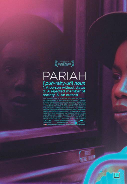 Pariah Large Poster