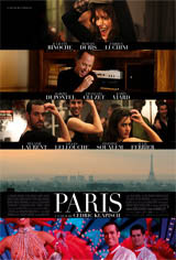Paris Movie Poster