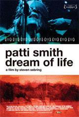 Patti Smith: Dream of Life Movie Poster