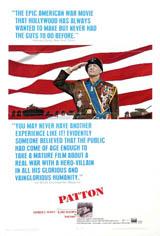 Patton Movie Poster