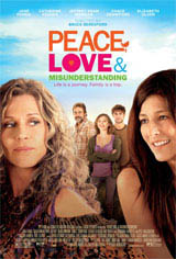 Peace, Love & Misunderstanding Movie Poster