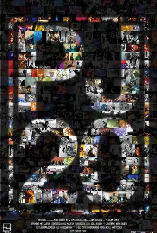 Pearl Jam Twenty Large Poster