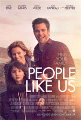 People Like Us Movie Poster