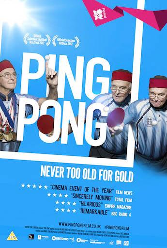 Ping Pong Large Poster