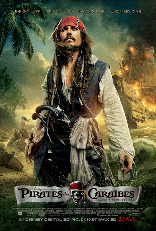 Regarder le film Pirates des Cara�bes Les Secrets Du Tournage en streaming VF