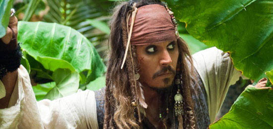 Pirates of the Caribbean: On Stranger Tides - An IMAX 3D Experience (550X260)