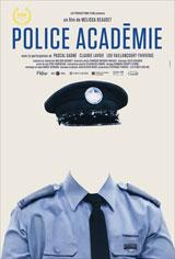Police académie Movie Poster