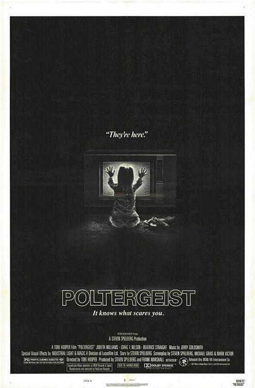 Poltergeist (1982) Large Poster
