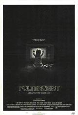 Poltergeist (1982) Movie Poster
