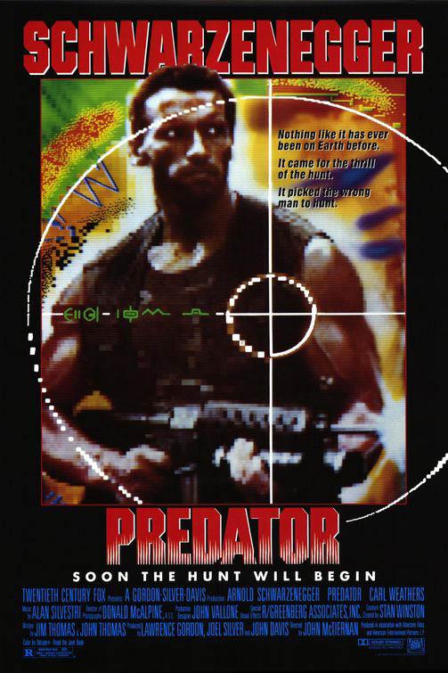 Predator Large Poster