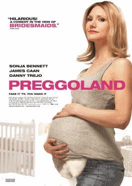 Preggoland Large Poster