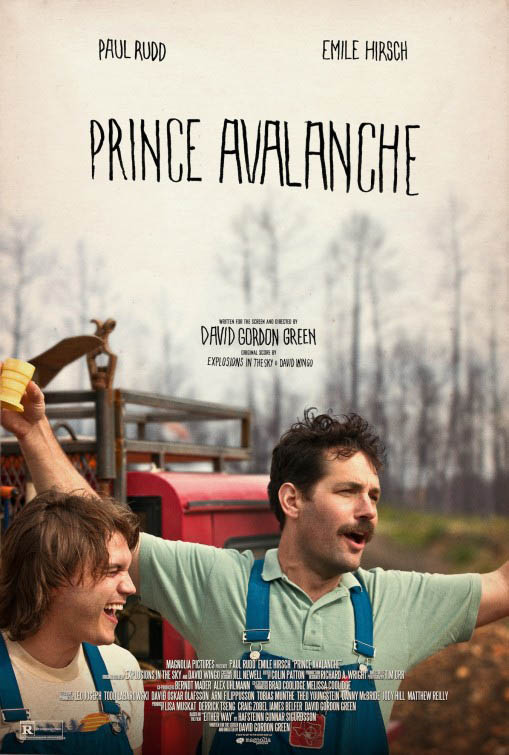 Prince Avalanche Large Poster