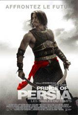 Prince of Persia : Les sables du temps Movie Poster
