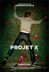 Projet X Movie Poster
