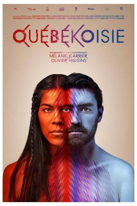 Québékoisie Large Poster