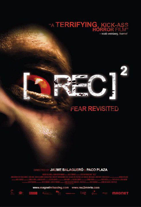 [REC] 2 Large Poster