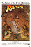 Raiders of the Lost Ark movie poster