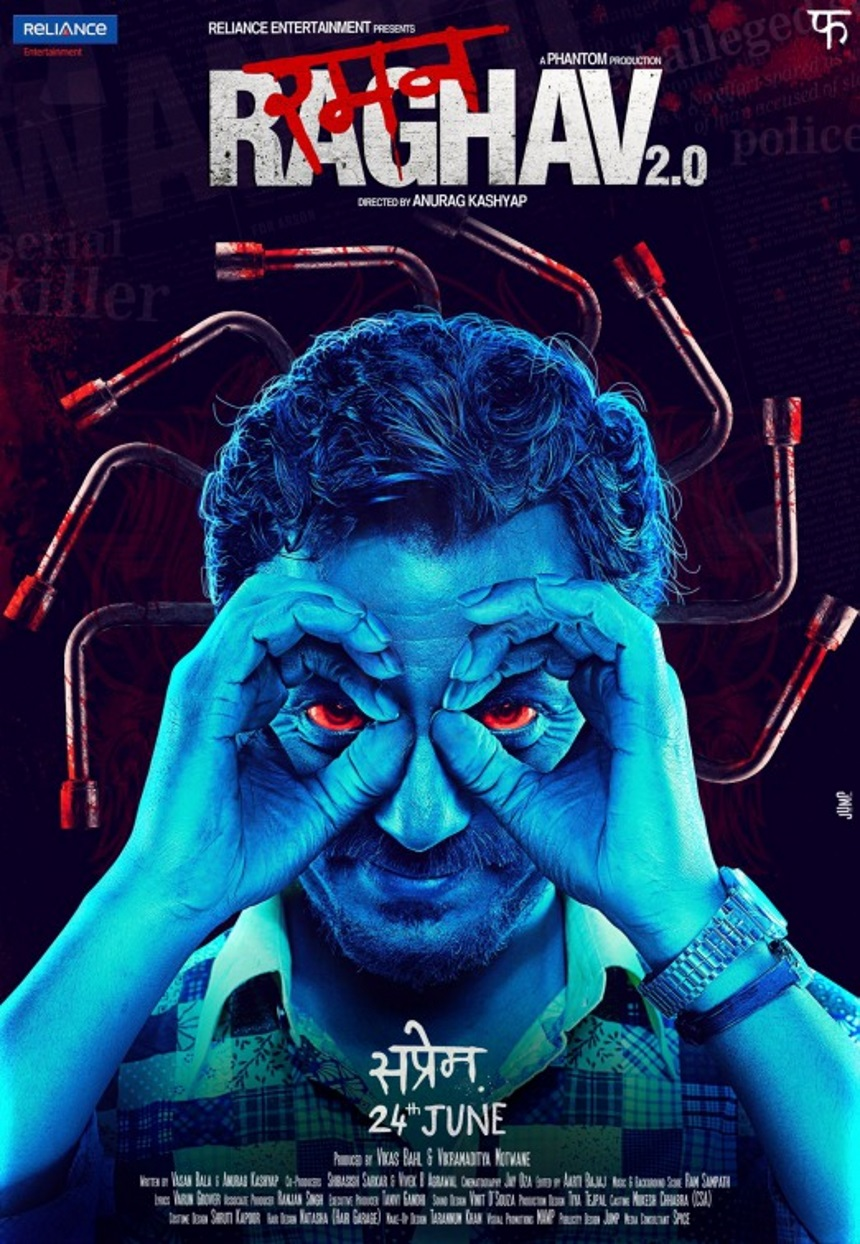 Raman Raghav 2.0 Large Poster