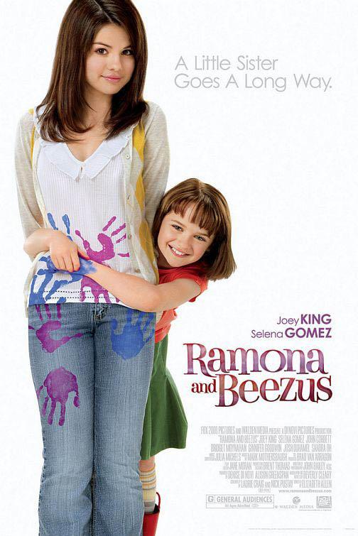 Ramona and Beezus Large Poster