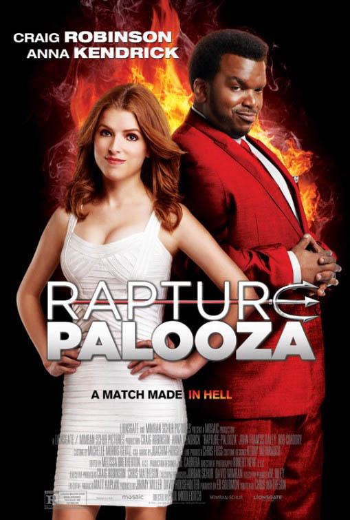 Rapture-Palooza Large Poster