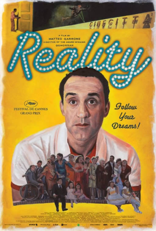 Reality (2013) Large Poster