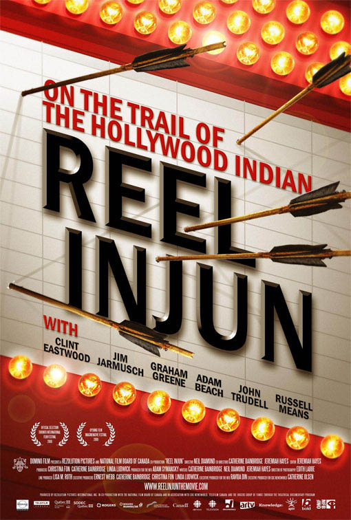 Reel Injun Large Poster