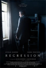 Regression Movie Poster