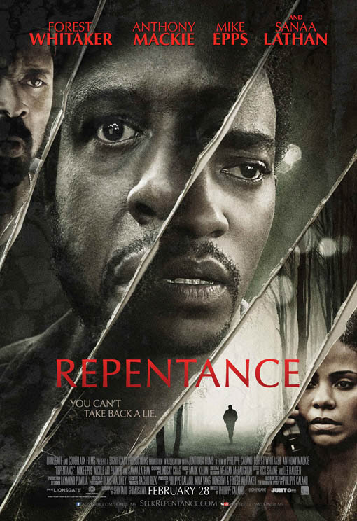 Repentance (2013) Large Poster